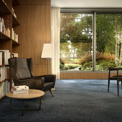 By The Book: 9 Condo Libraries Where Residents Unplug In Style