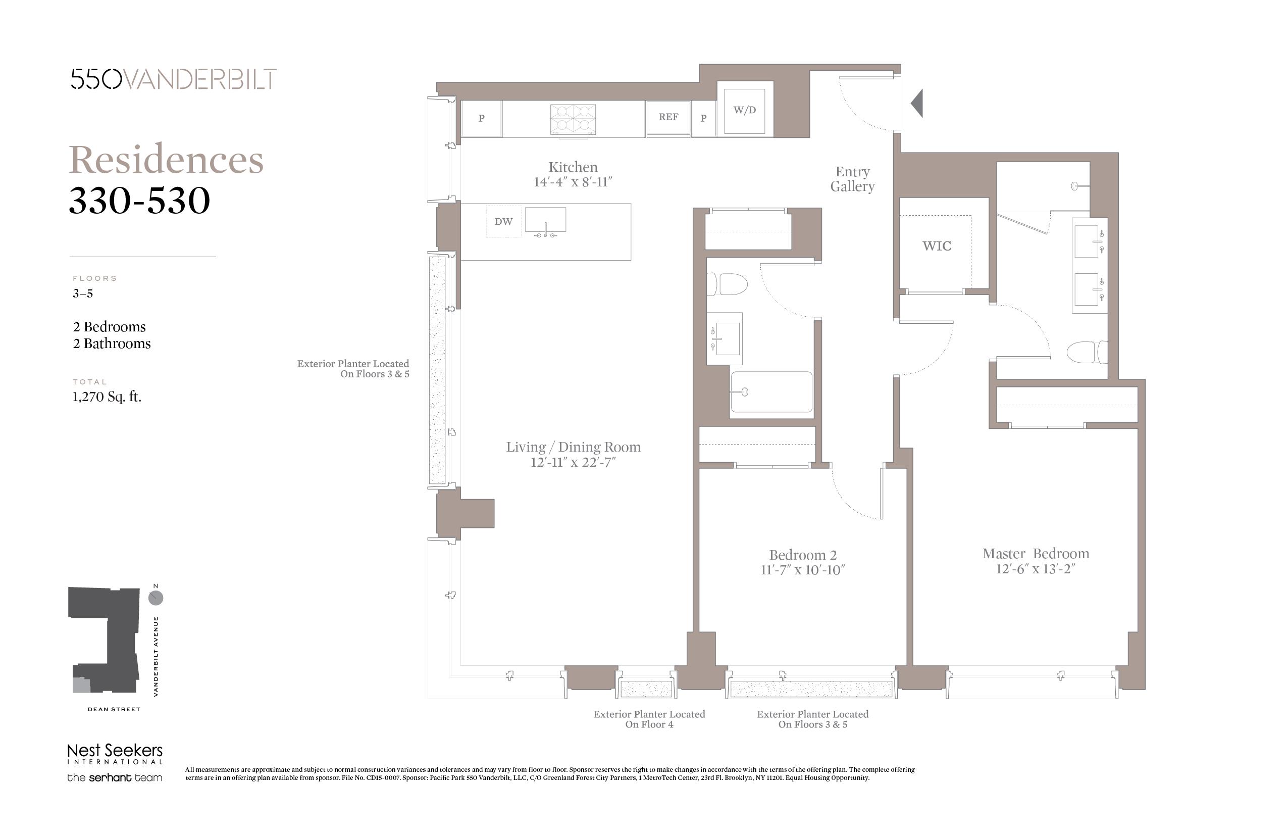 2 Bedrooms, $1,855,000, CC: $1,441 / RET: $48 ...