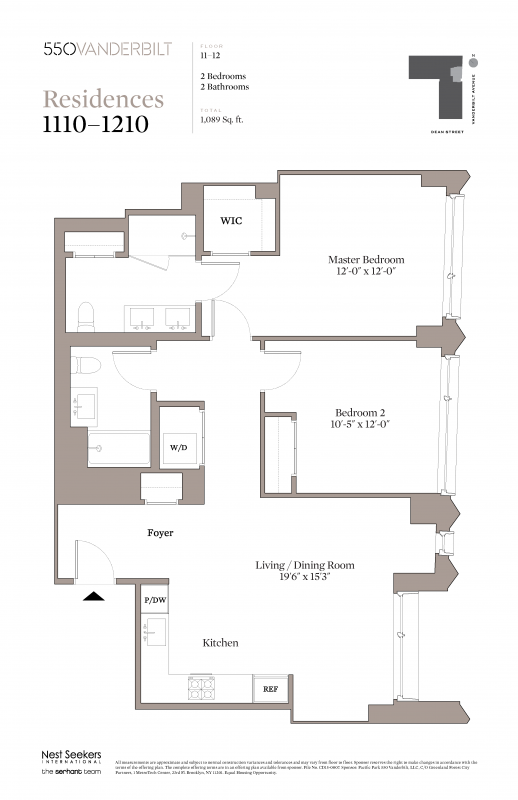 ACTIVE - RESIDENCE 1110 1