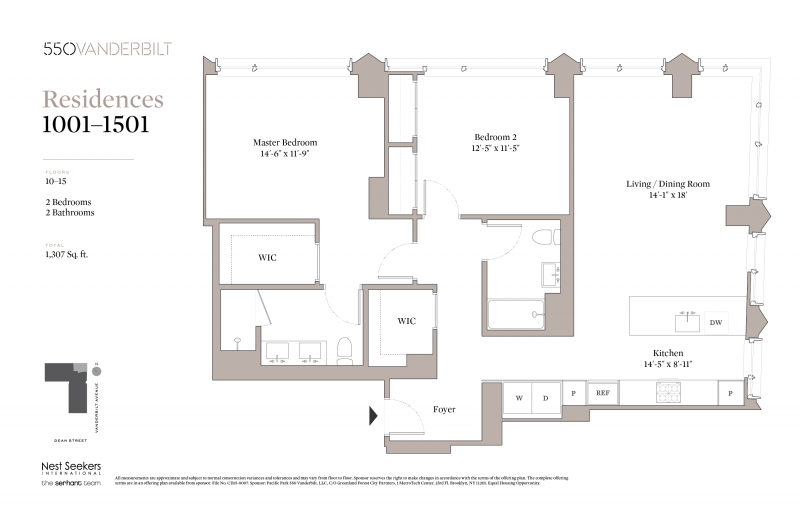 ACTIVE - RESIDENCE 1401