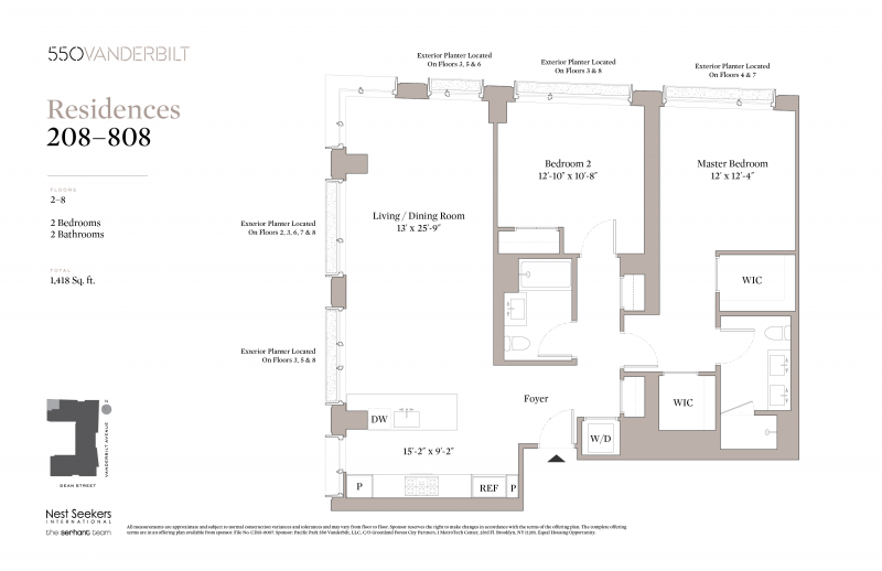 ACTIVE - RESIDENCE 408